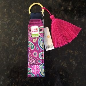 Clearance Simply Southern Key Fob/Lip Balm Holder